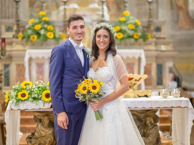 Il matrimonio di Giorgio e Nadine a Cremona, Cremona 35