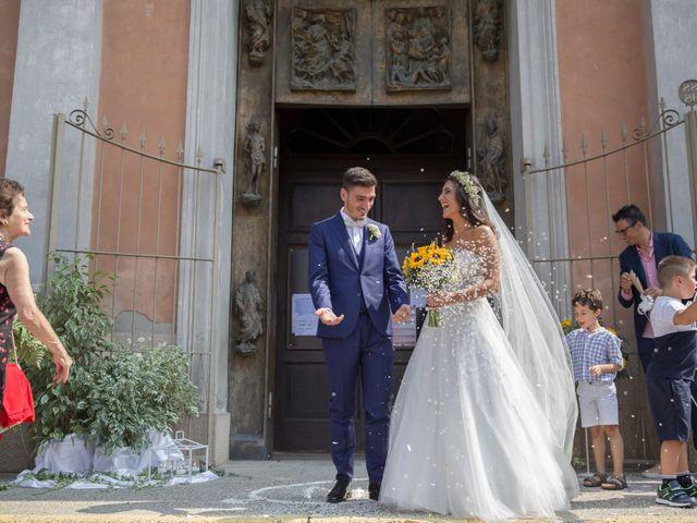 Il matrimonio di Giorgio e Nadine a Cremona, Cremona 39