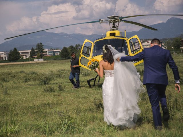 Il matrimonio di Giorgio e Nadine a Cremona, Cremona 53