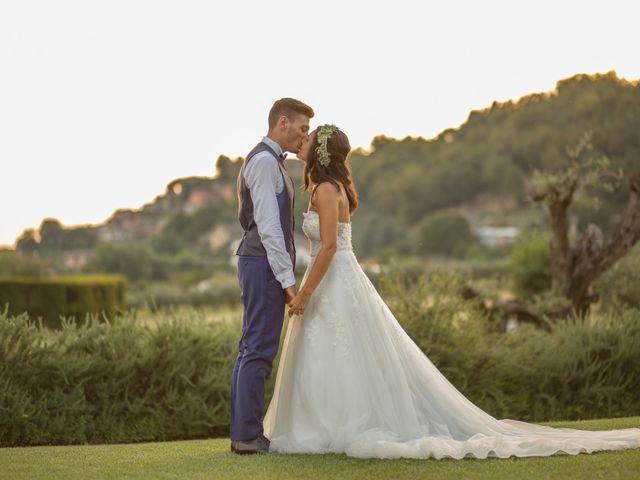 Le nozze di Nadine e Giorgio