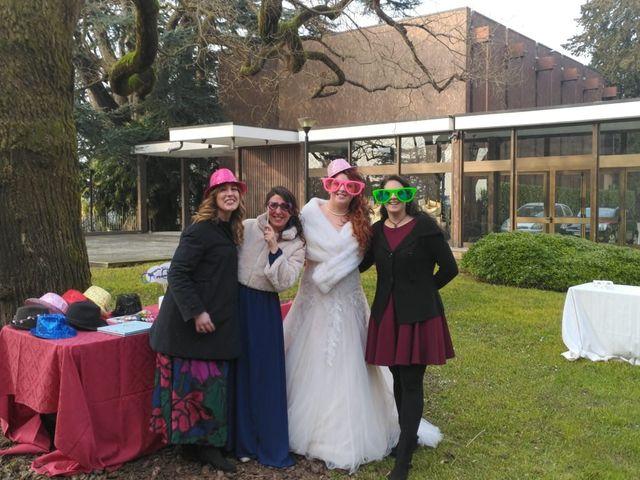 Il matrimonio di Stefano  e Chantal a Carnago, Varese 1