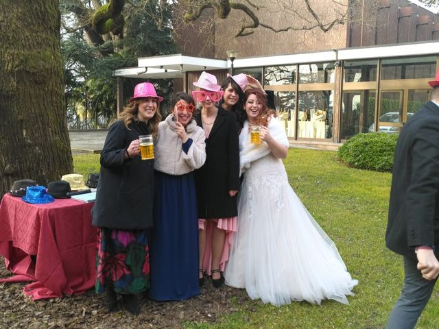 Il matrimonio di Stefano  e Chantal a Carnago, Varese 2