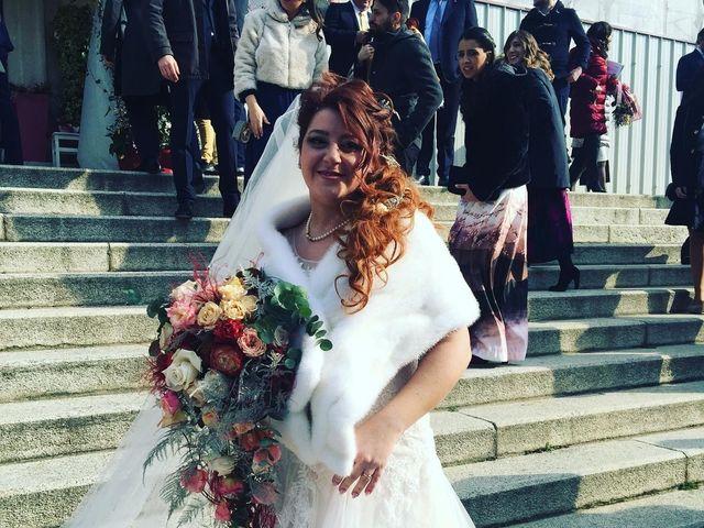 Il matrimonio di Stefano  e Chantal a Carnago, Varese 7