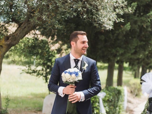 Il matrimonio di Beatrice e Luca a Filottrano, Ancona 32