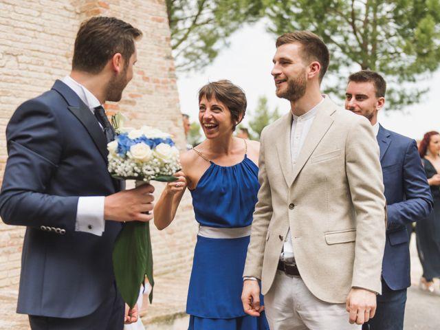 Il matrimonio di Beatrice e Luca a Filottrano, Ancona 34