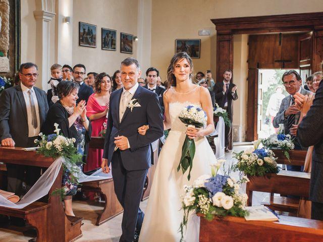 Il matrimonio di Beatrice e Luca a Filottrano, Ancona 40
