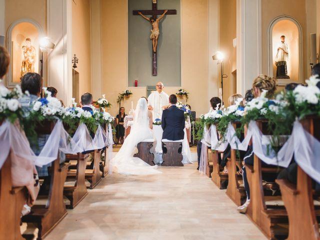 Il matrimonio di Beatrice e Luca a Filottrano, Ancona 44