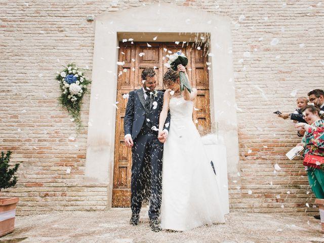 Il matrimonio di Beatrice e Luca a Filottrano, Ancona 48