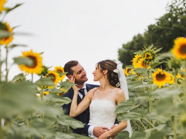 Il matrimonio di Beatrice e Luca a Filottrano, Ancona 49