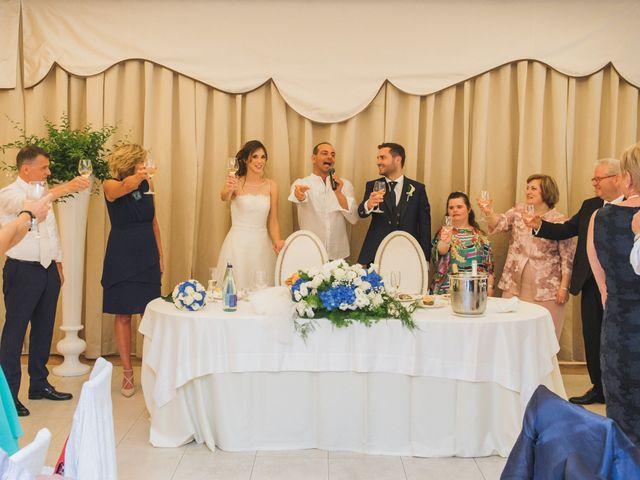 Il matrimonio di Beatrice e Luca a Filottrano, Ancona 58