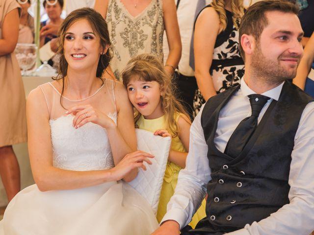 Il matrimonio di Beatrice e Luca a Filottrano, Ancona 71