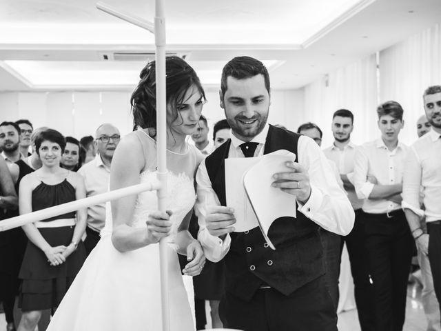 Il matrimonio di Beatrice e Luca a Filottrano, Ancona 72