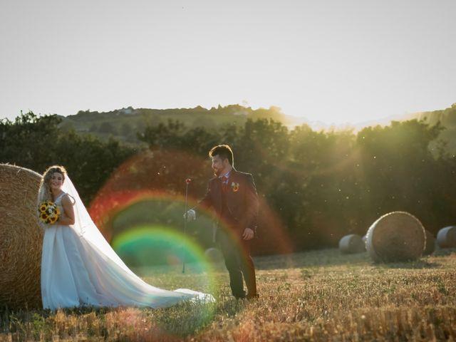 Le nozze di Max e Giada