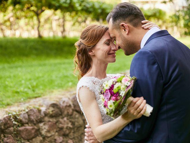 Le nozze di Uli e Manuel