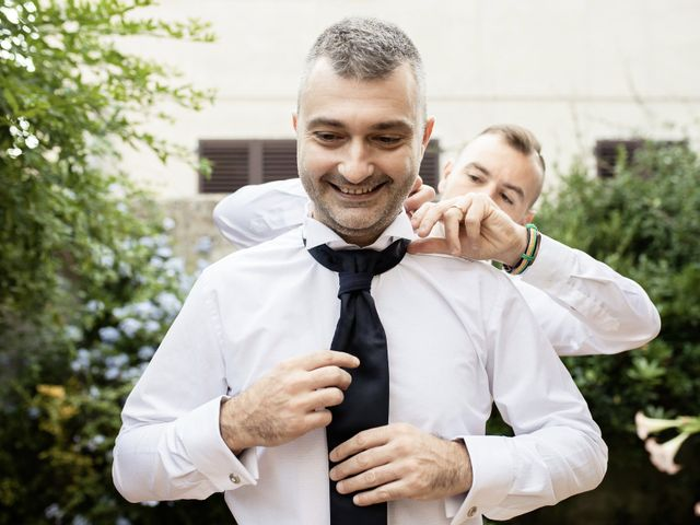 Il matrimonio di Danilo e Elisa a Chiaravalle, Ancona 7
