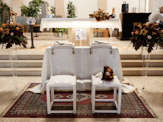Il matrimonio di Danilo e Elisa a Chiaravalle, Ancona 15