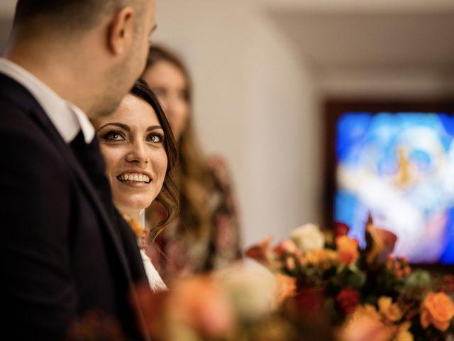 Il matrimonio di Danilo e Elisa a Chiaravalle, Ancona 22