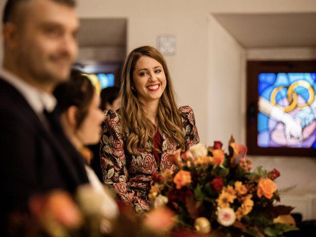Il matrimonio di Danilo e Elisa a Chiaravalle, Ancona 23