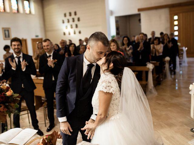Il matrimonio di Danilo e Elisa a Chiaravalle, Ancona 24