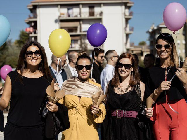Il matrimonio di Danilo e Elisa a Chiaravalle, Ancona 27