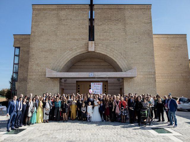 Il matrimonio di Danilo e Elisa a Chiaravalle, Ancona 29