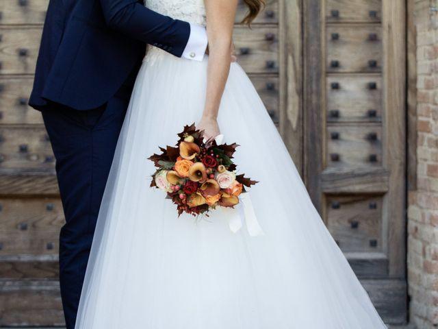Il matrimonio di Danilo e Elisa a Chiaravalle, Ancona 30