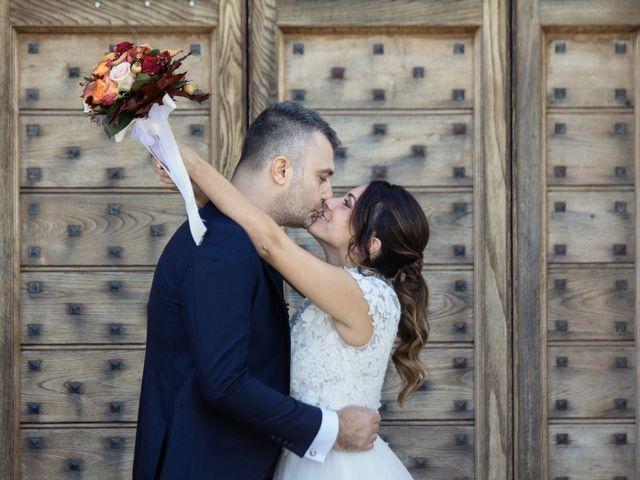 Il matrimonio di Danilo e Elisa a Chiaravalle, Ancona 32
