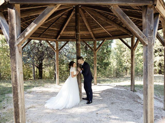 Il matrimonio di Danilo e Elisa a Chiaravalle, Ancona 37