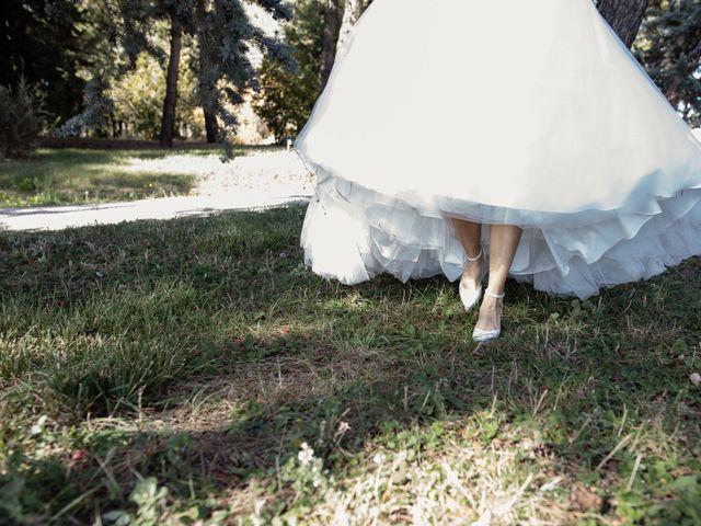 Il matrimonio di Danilo e Elisa a Chiaravalle, Ancona 39