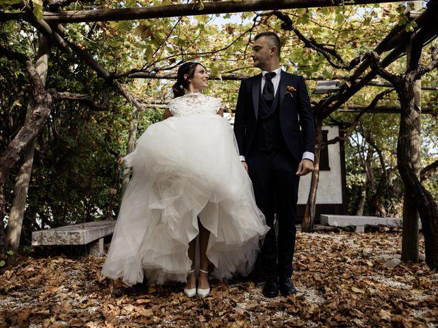 Il matrimonio di Danilo e Elisa a Chiaravalle, Ancona 41