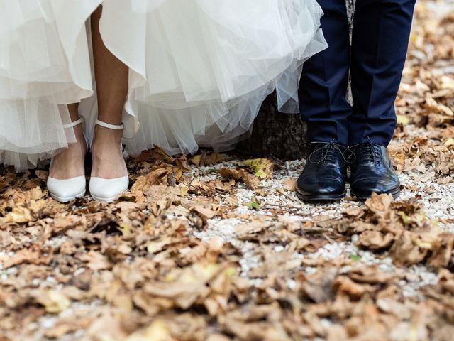 Il matrimonio di Danilo e Elisa a Chiaravalle, Ancona 42