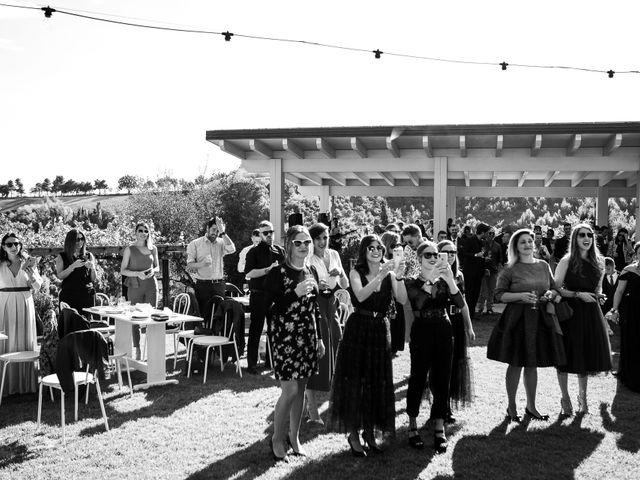 Il matrimonio di Danilo e Elisa a Chiaravalle, Ancona 44