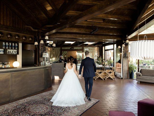 Il matrimonio di Danilo e Elisa a Chiaravalle, Ancona 47