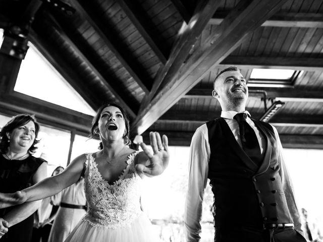 Il matrimonio di Danilo e Elisa a Chiaravalle, Ancona 49