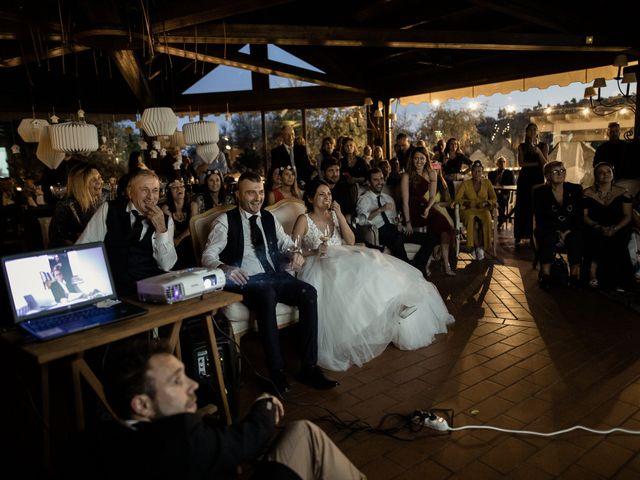 Il matrimonio di Danilo e Elisa a Chiaravalle, Ancona 53