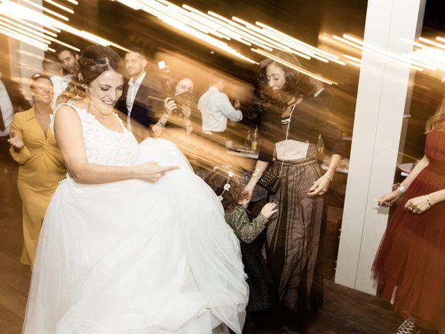 Il matrimonio di Danilo e Elisa a Chiaravalle, Ancona 61