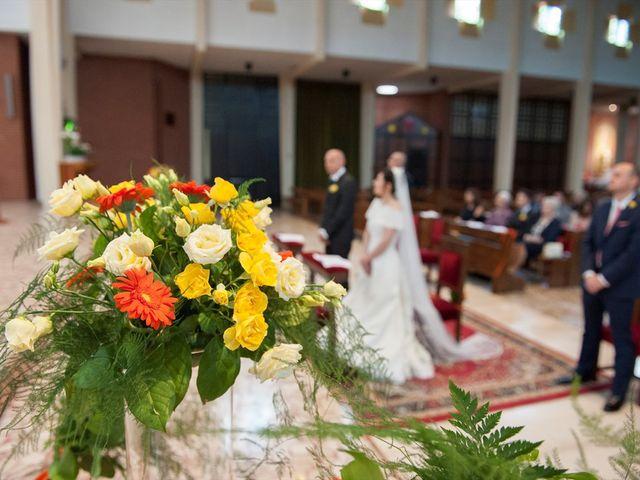 Il matrimonio di Maurizio e Daniela a Lissone, Monza e Brianza 11