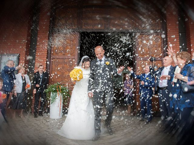 Il matrimonio di Maurizio e Daniela a Lissone, Monza e Brianza 12
