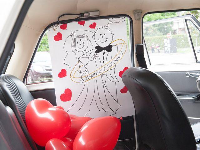 Il matrimonio di Maurizio e Daniela a Lissone, Monza e Brianza 13