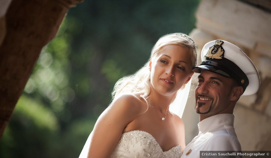 Il matrimonio di Alessio e Jessica a Viareggio, Lucca