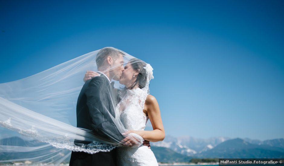 Il matrimonio di Mattia e Sonia a Sarzana, La Spezia