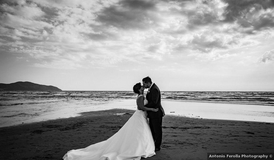 Il matrimonio di Raffaele e Maria Grazia a Futani, Salerno