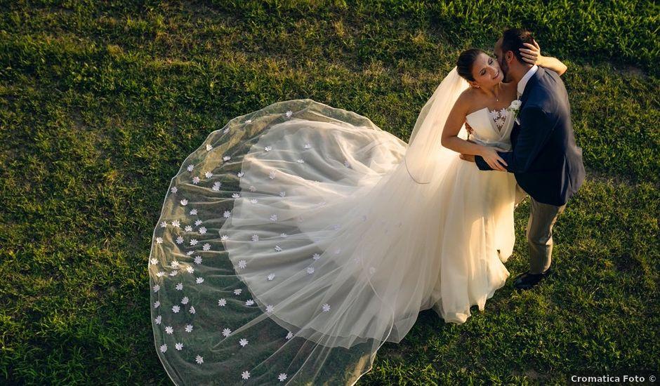 Il matrimonio di Daniele e Ester a Roppolo, Biella