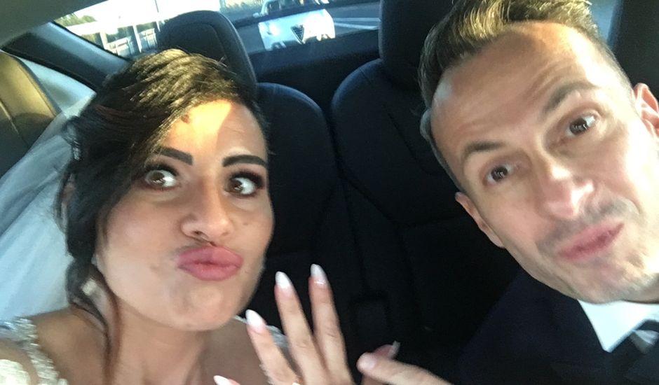 Il matrimonio di Francesco e Sabrina  a Fiumicino, Roma