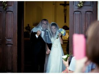 Le nozze di Daniela e Vivi