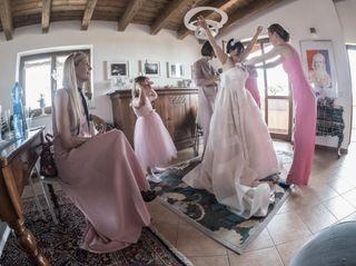 Le nozze di Claudia e Tiziano 2