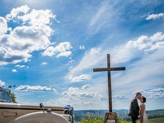 Le nozze di Sarah e Paul 1