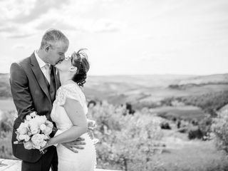 Le nozze di Sarah e Paul