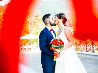 Le nozze di Gledis e Francesco