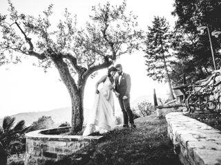 Le nozze di Gledis e Francesco 1
